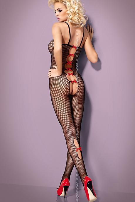 Женское эротическое боди сетки