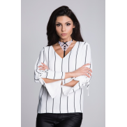 Бретель Julimex Lady Boss Collet white